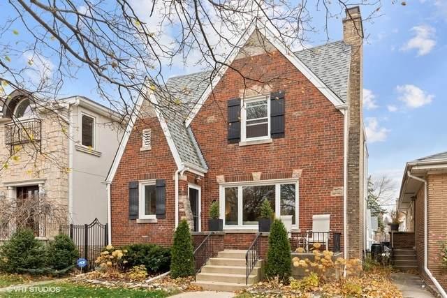 6138 N Karlov Avenue, Chicago, IL 60646 (MLS #10926954) :: Littlefield Group