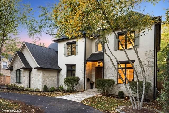 1343 Ridge Road, Wilmette, IL 60091 (MLS #10927000) :: Property Consultants Realty