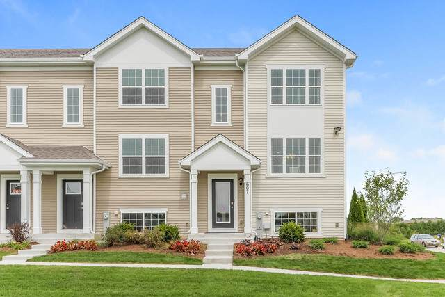627 Berry Ridge Drive #440, Joliet, IL 60431 (MLS #10927010) :: BN Homes Group