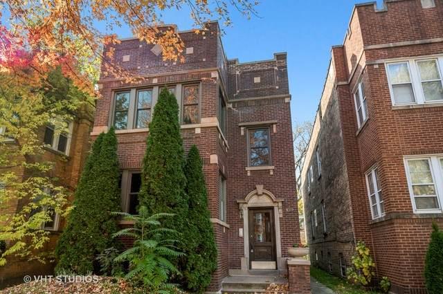 5752 N Rockwell Street, Chicago, IL 60659 (MLS #10927036) :: John Lyons Real Estate