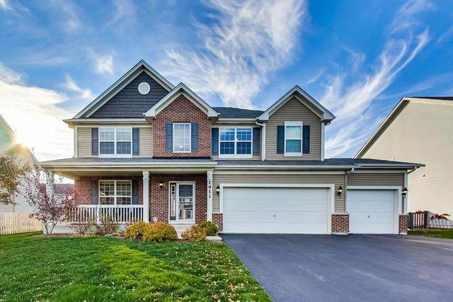 1411 Woodlily Court, Joliet, IL 60431 (MLS #10927043) :: BN Homes Group