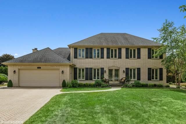 18W719 Avenue Chateaux Avenue E, Oak Brook, IL 60523 (MLS #10927084) :: Littlefield Group