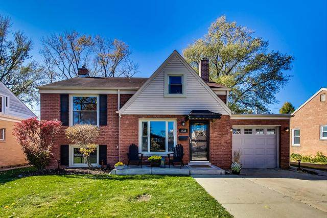 1432 Ostrander Avenue, La Grange Park, IL 60526 (MLS #10927156) :: Littlefield Group