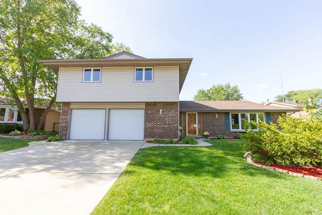 1107 Stratham Court, Schaumburg, IL 60193 (MLS #10927210) :: BN Homes Group