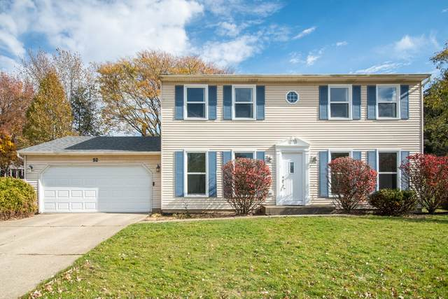 90 Quail Hollow Court, Naperville, IL 60540 (MLS #10927249) :: Littlefield Group