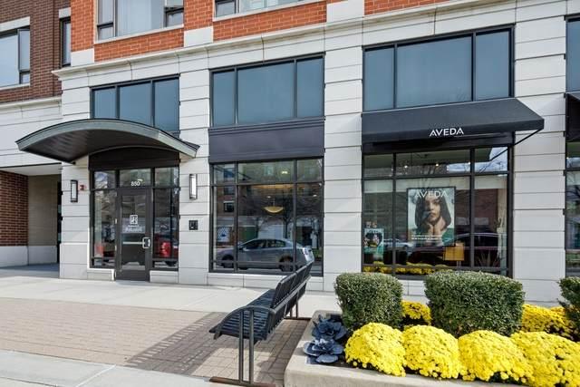 850 Village Center Drive #218, Burr Ridge, IL 60527 (MLS #10927265) :: Littlefield Group