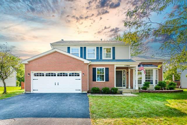 1380 Bristol Trail Road, Lake Zurich, IL 60047 (MLS #10927336) :: John Lyons Real Estate
