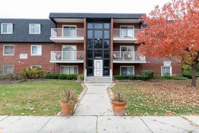 17000 Novak Drive #203, Hazel Crest, IL 60429 (MLS #10927340) :: Littlefield Group