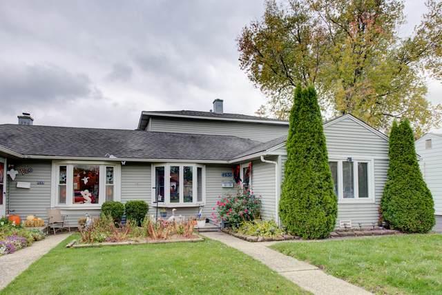 4651 W 89th Street, Hometown, IL 60456 (MLS #10927345) :: Lewke Partners