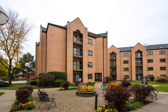 7420 W Lawrence Avenue #109, Harwood Heights, IL 60706 (MLS #10927527) :: Littlefield Group