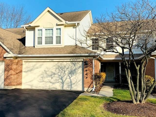 4407 Edinburg Lane, Hanover Park, IL 60133 (MLS #10927820) :: Helen Oliveri Real Estate