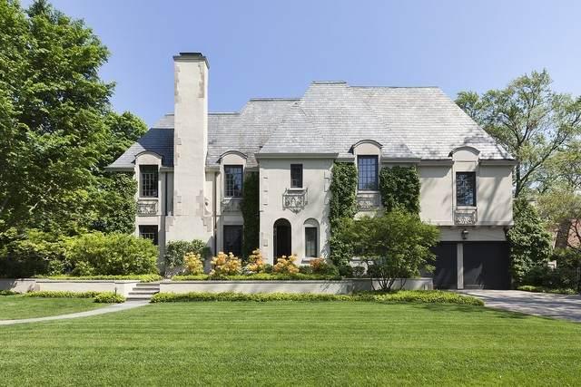 100 Woodstock Avenue, Kenilworth, IL 60043 (MLS #10927827) :: Lewke Partners