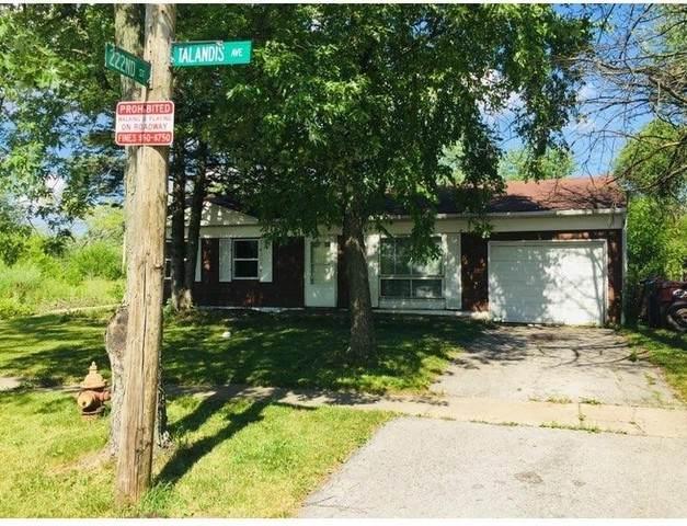 22201 Talandis Drive, Sauk Village, IL 60411 (MLS #10927956) :: Jacqui Miller Homes