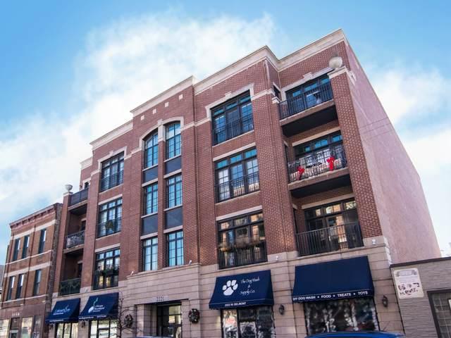 2221 W Belmont Avenue #201, Chicago, IL 60618 (MLS #10928214) :: Lewke Partners