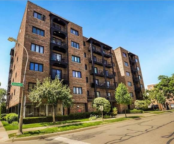 414 Clinton Place #302, River Forest, IL 60305 (MLS #10928351) :: Lewke Partners