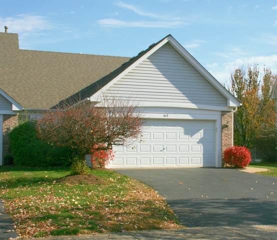517 Northgate Circle, Oswego, IL 60543 (MLS #10928392) :: Lewke Partners