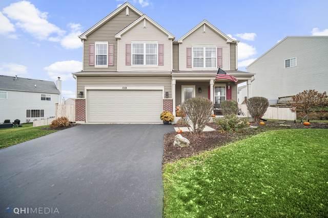 1018 Misty Brook Lane, Joliet, IL 60432 (MLS #10928410) :: BN Homes Group