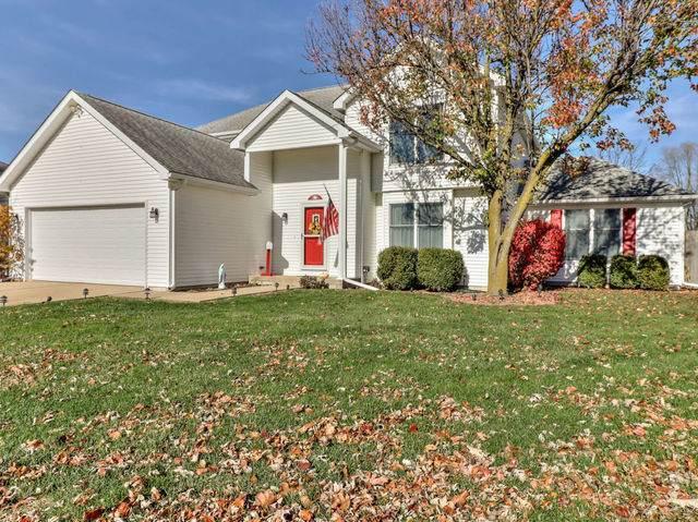 1610 Oak Park Drive, Champaign, IL 61822 (MLS #10928461) :: John Lyons Real Estate