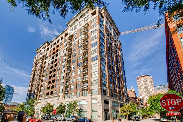 849 N Franklin Street #1410, Chicago, IL 60610 (MLS #10928504) :: BN Homes Group