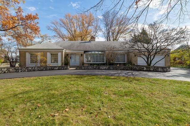 5600 Woodland Drive, Western Springs, IL 60558 (MLS #10928584) :: John Lyons Real Estate