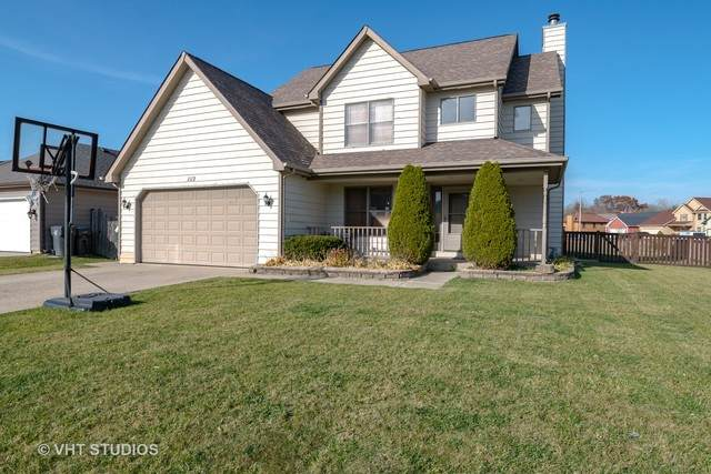 1112 Mary Jane Lane, Beach Park, IL 60099 (MLS #10928612) :: Janet Jurich