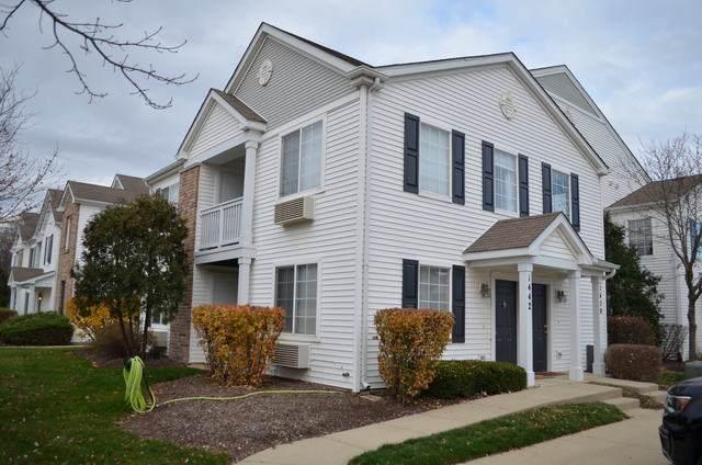 1442 Mcclure Road #1442, Aurora, IL 60505 (MLS #10928750) :: BN Homes Group