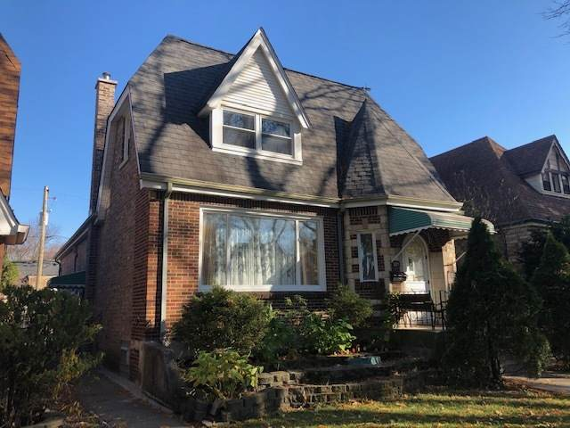 3321 N Rutherford Avenue, Chicago, IL 60634 (MLS #10928832) :: John Lyons Real Estate