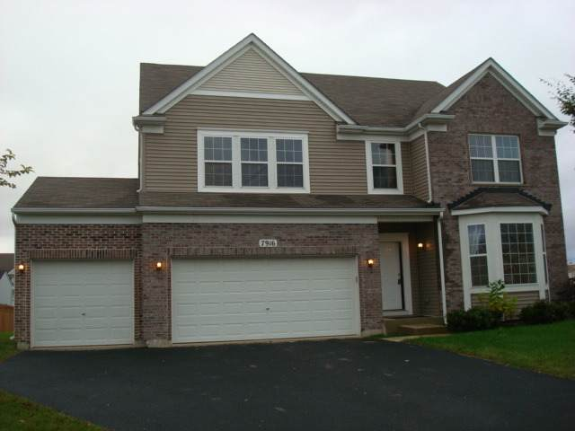 7916 Indigo Drive, Joliet, IL 60431 (MLS #10928855) :: John Lyons Real Estate
