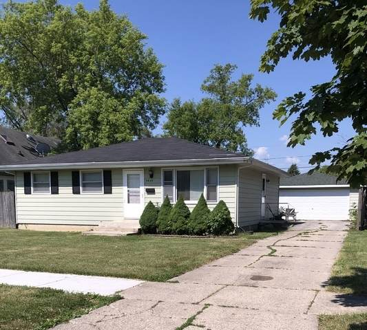 2816 Gideon Avenue, Zion, IL 60099 (MLS #10928908) :: Helen Oliveri Real Estate