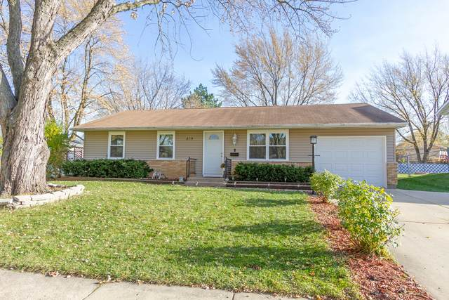 819 Larsen Avenue, Streamwood, IL 60107 (MLS #10928941) :: BN Homes Group