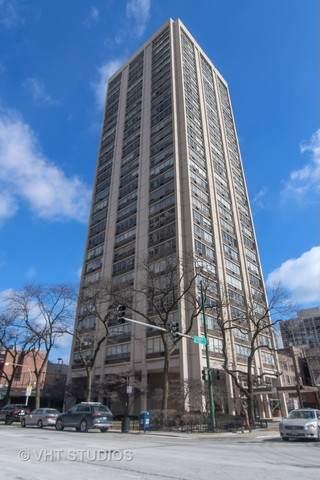 70 W Burton Place 805F, Chicago, IL 60610 (MLS #10929033) :: Lewke Partners