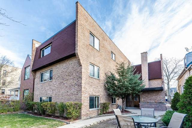4881 N Hermitage Avenue #203, Chicago, IL 60640 (MLS #10929058) :: BN Homes Group