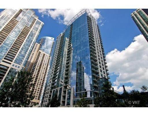 201 N Westshore Drive #502, Chicago, IL 60601 (MLS #10929135) :: The Wexler Group at Keller Williams Preferred Realty