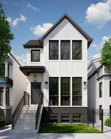 3426 N Leavitt Street, Chicago, IL 60618 (MLS #10929139) :: Littlefield Group