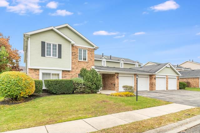 7205 Willow Way Lane 11-C, Willowbrook, IL 60527 (MLS #10929141) :: The Wexler Group at Keller Williams Preferred Realty