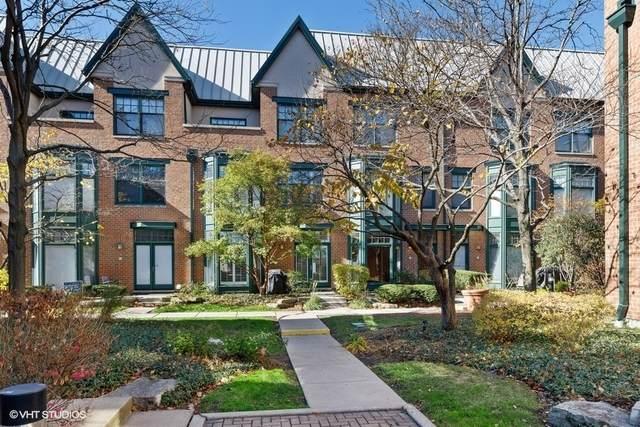 101 N Euclid Avenue #15, Oak Park, IL 60301 (MLS #10929173) :: Helen Oliveri Real Estate