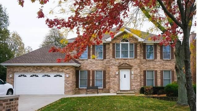 141 Jefferson Lane, Bloomingdale, IL 60108 (MLS #10929188) :: John Lyons Real Estate