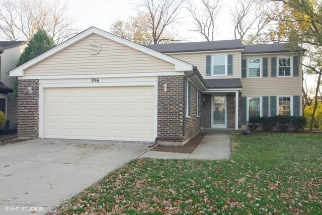 896 Shambliss Lane, Buffalo Grove, IL 60089 (MLS #10929192) :: Lewke Partners