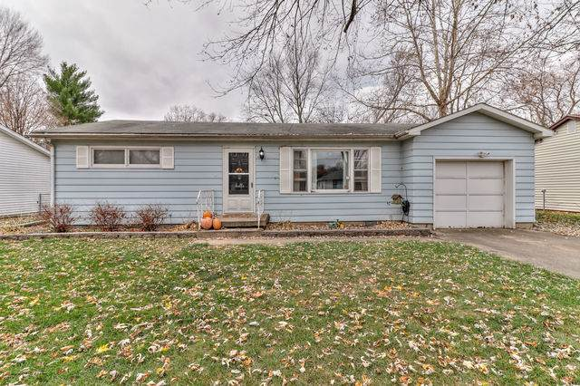 1417 Cambridge Drive, Champaign, IL 61821 (MLS #10929261) :: Littlefield Group
