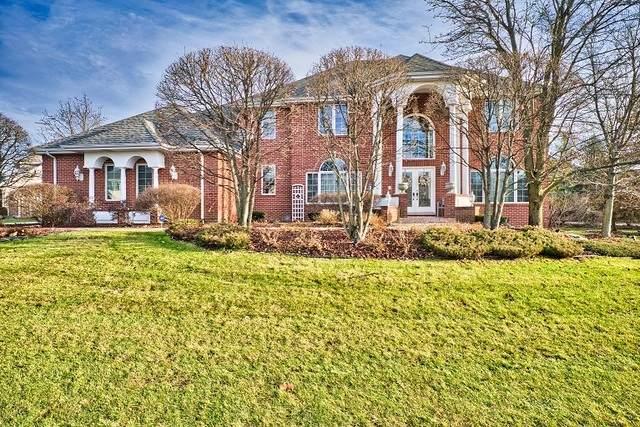 12611 Lake View Drive, Orland Park, IL 60467 (MLS #10929281) :: John Lyons Real Estate