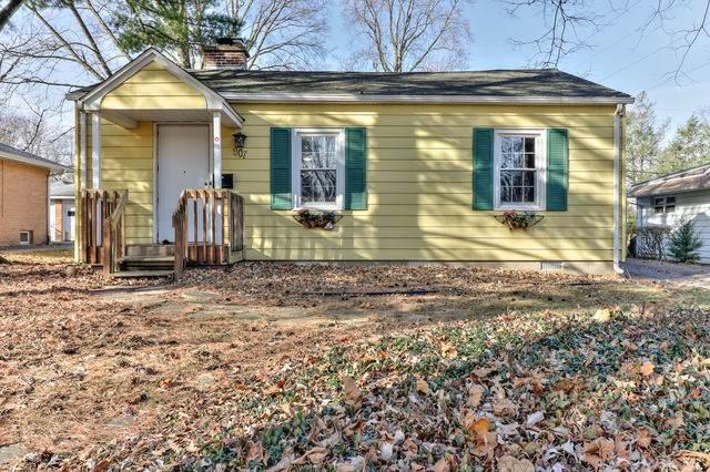 907 Foley Avenue, Champaign, IL 61820 (MLS #10929335) :: Helen Oliveri Real Estate