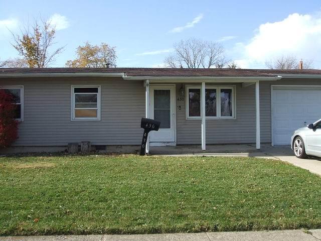 430 Dalhart Avenue, Romeoville, IL 60446 (MLS #10929343) :: RE/MAX IMPACT