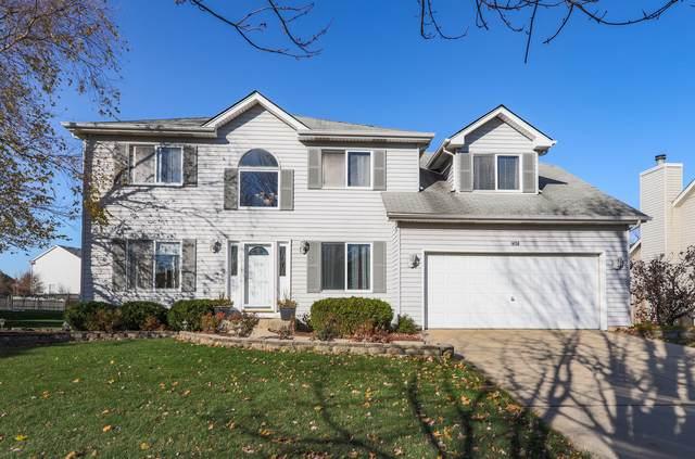 1450 Mesa Drive, Bolingbrook, IL 60490 (MLS #10929422) :: John Lyons Real Estate