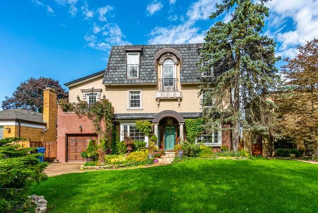 5673 N Las Casas Avenue, Chicago, IL 60646 (MLS #10929448) :: Helen Oliveri Real Estate