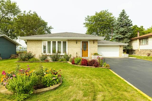 5802 Francis Avenue, Countryside, IL 60525 (MLS #10929478) :: Littlefield Group