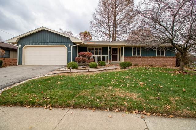 109 Dorothy Drive, Normal, IL 61761 (MLS #10929554) :: BN Homes Group