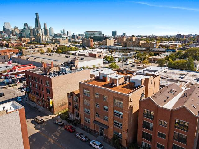 1617 W Grand Avenue 4E, Chicago, IL 60622 (MLS #10929602) :: Littlefield Group
