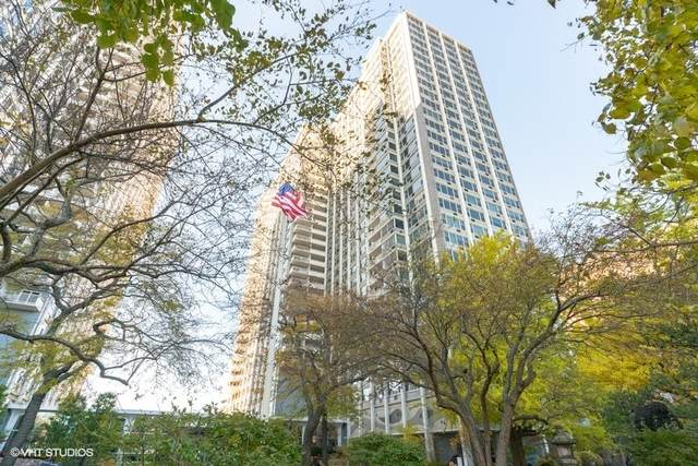 4250 N Marine Drive #527, Chicago, IL 60613 (MLS #10929615) :: Lewke Partners