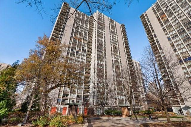 1460 N Sandburg Terrace #2809, Chicago, IL 60610 (MLS #10929673) :: The Wexler Group at Keller Williams Preferred Realty