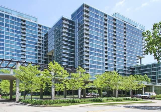 9715 Woods Drive #1102, Skokie, IL 60077 (MLS #10929727) :: BN Homes Group